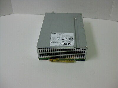 DELL PRECISION T3610 T5610 T5810 425W POWER SUPPLY DNR74 D425EF-02 D425EB A USA