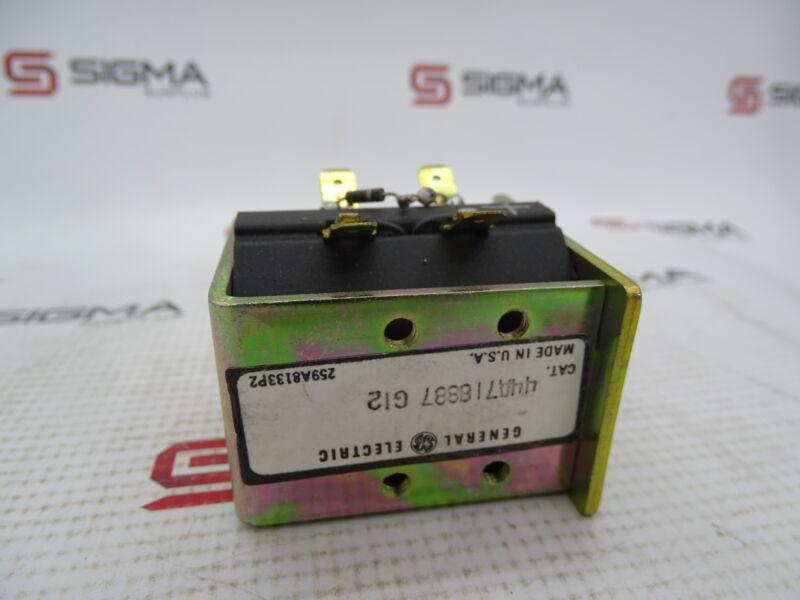 General Electric 44A718887 G12 Transformer