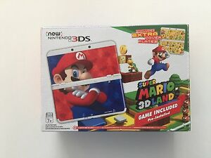 Nintendo New 3ds Edition Super Mario 3D Land