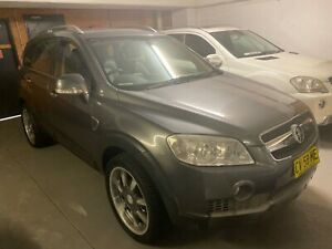 Holden Captiva 7 seater Belmore Canterbury Area Preview