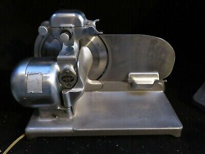 A Rare Hobart Commercial Deli Meat Slicer Model 310 Vintage Works
