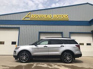 2018 Ford Explorer Sport Ecoboost AWD