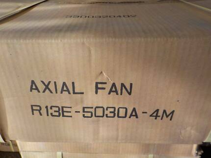 Ref & Air-Con Axial Fan 500mm Suction 240V R13E-5030A-4M   Air