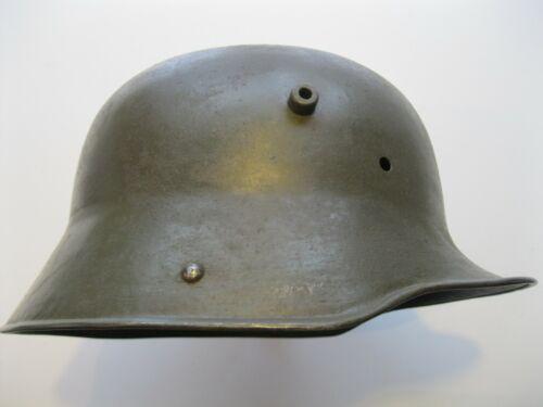Original German WW1 WWI M-1916 M-1917 Helmet Shell TJ 66