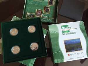 Coin collections with cases and papers-MINT!