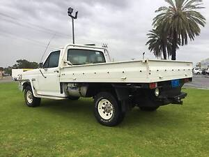 1989 Ford F150 6.2 BRUNSWICK DIESEL V8 MANUAL 4X4 Maddington Gosnells Area Preview