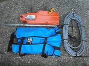 TJM Tuff Pull Wire Rope Hoist plus accesories Tanah Merah Logan Area Preview