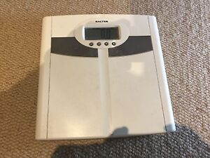 Salter 9102 Body Analyser Bathroom Scales Airport West Moonee Valley Preview