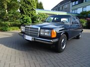 Mercedes-Benz 200, Limo, 4 Gang, ZV, 2 Hd., 123tkm