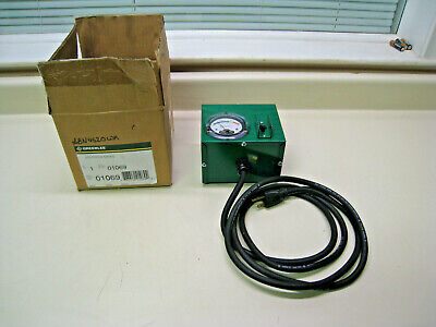 Greenlee 01069 Std Force Gauge For Ultra Tugger 8 8000lb Tugger Puller New