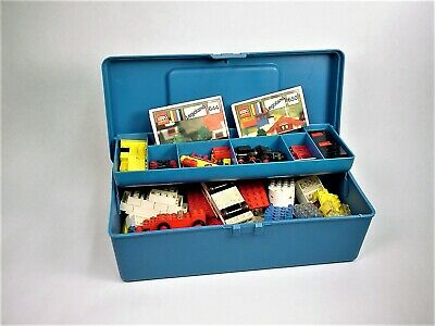 "LEGO VINTAGE COLLECTION "" Reduced"" 1960's 70's SET 644 AND SET 644 INCLUDED N/R"