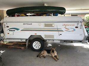 2001 jayco swan offroad Emerald Central Highlands Preview