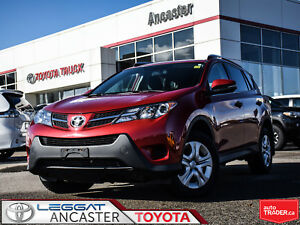 2013 Toyota RAV4 LE AWD UPGRADE PACKAGE ONLY 54231 KMS