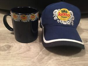 Tas Keno Hat And Mug Midway Point Sorell Area Preview