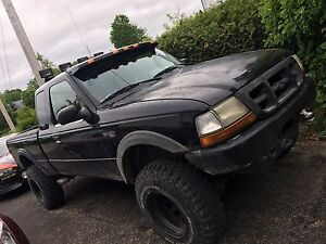 Ford ranger 1999 xlt