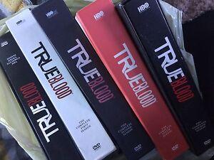 True blood movie collection
