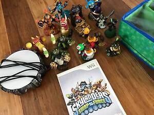 Skylanders for Wii- 3 Gen Set (Swap Force, Spyros & Giants) Albany Creek Brisbane North East Preview