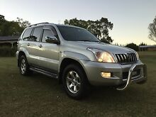 2006 Toyota LandCruiser Prado Grande New Condition LOW KMS 104960 Horsley Park Fairfield Area Preview