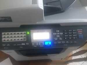 Fax machine printer copier scanner