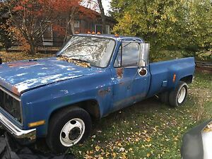 84 chevy dually