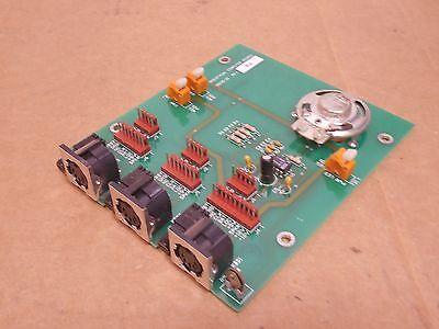 Temptronic Industrial Computer Source 10235-01 1023501 Rev B2 30079-01c