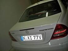 Low Kms 2003 Mercedes-Benz C180 Sedan Surry Hills Inner Sydney Preview