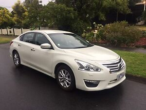 2014 NISSAN ALTIMA ST L33 Box Hill South Whitehorse Area Preview