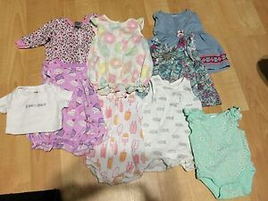 Baby Girl Clothing 0-3 for sale