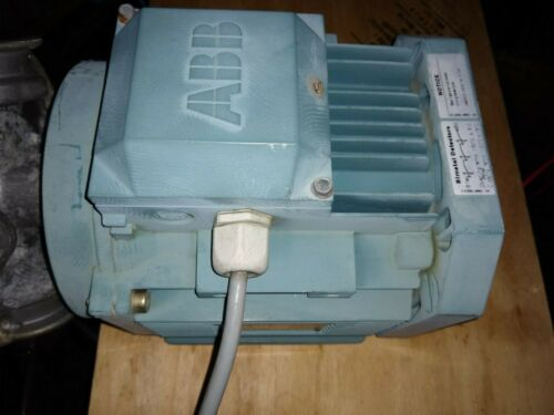 USED  ABB M3AA  100  lc-8 1.8 208V 10.10A 3PH Electric Motor