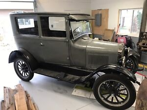 1927 Ford Model T Tudor - REDUCED