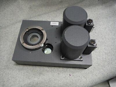 Ludl Lep Microscope Motorized 25mm Filter Wheel 6 Position Shutter