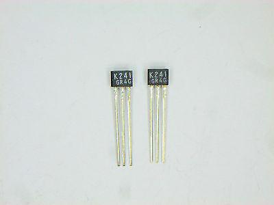 2sk241 Original Toshiba Fet Transistor 2 Pcs