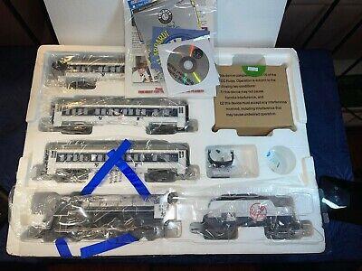 "Lionel 7-12000 New York Yankees Steam Berkshire Complete Train Set ""New"""
