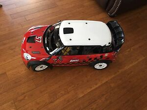Rc losi 5t rally  brand new never used