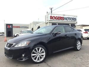2013 Lexus IS 250 AWD - LEATHER - SUNROOF - SMART KEY