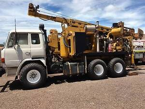 Drilling Rig Top Head Drive Humpty Doo Litchfield Area Preview