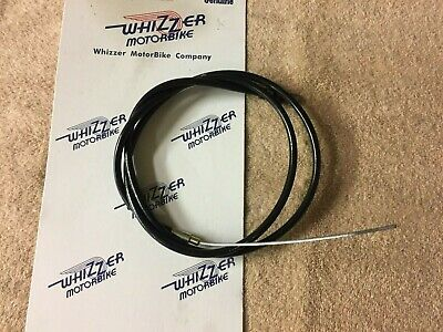 OEM Whizzer Motorbike Front Brake Cable Qty.1 # 2911