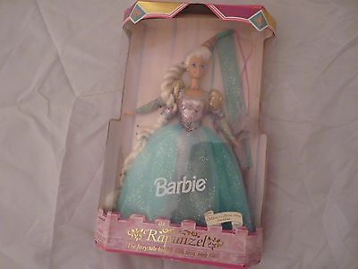 1995 Barbie as Rapunzel Doll Children's Collector Series First Edition - NRFB  !