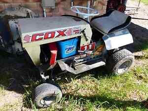 Cox Ride-on Mower Bagdad Southern Midlands Preview