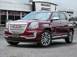 2016 GMC Terrain Denali AWD ** ONE Owner!  Purchased, Serviced A