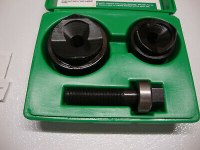 Greenlee 737 Bb Knockout Punch Set New