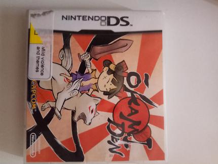 okami nintendo DS