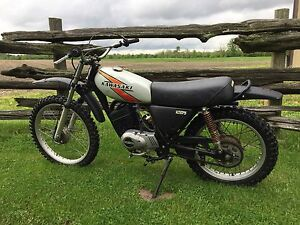 KAWASAKI KD175  - AMAZING CONDITION & ORIGINAL