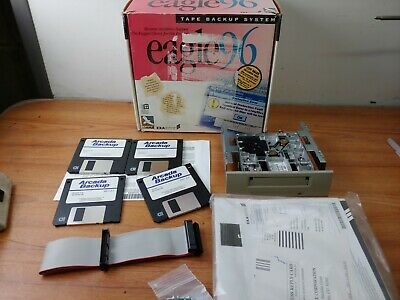 Exabyte EXB-1500 QIC Tape Drive - Eagle96 Tape Backup System with Arcadia Backup for sale  Tucson