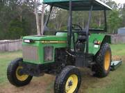 john deere tractor Taree Greater Taree Area Preview