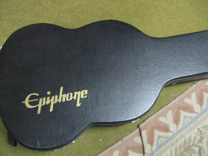Epiphone guitar case for Gibson or Epiphone SG.