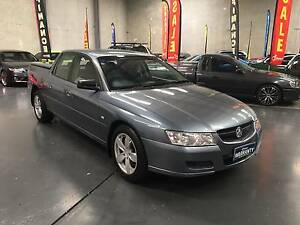 2006 Holden Crewman Ute REAR 6 SPEED MANUAL Arundel Gold Coast City Preview