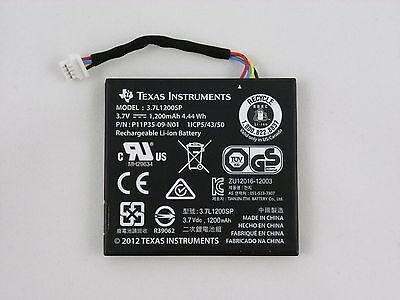 New TI-84 Plus C Silver Replacement Battery Nspire CX and CAS w Wire Genuine TI