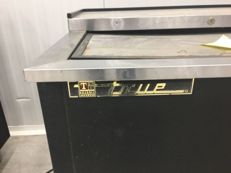 True Beer Box, 2 slider. 27 in X 65in