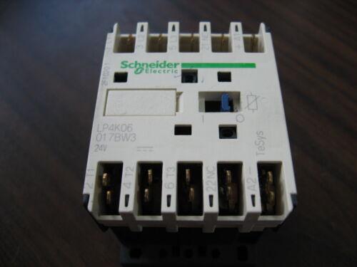New No Box Schneider Electric LP4K06017BW3 Contactor